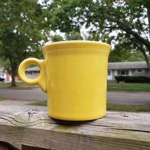 Fiesta Fiestaware Sunflower Yellow Coffee Tea Mug